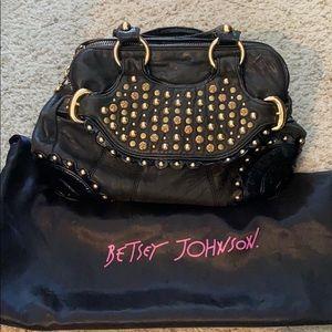 Betsey Johnson Tote Bag $75